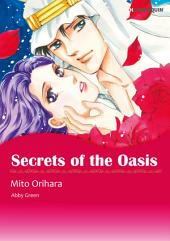 Secret of the Oasis: Harlequin Comics