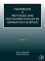 Handbook of Methods and Instrumentation in Separation Science