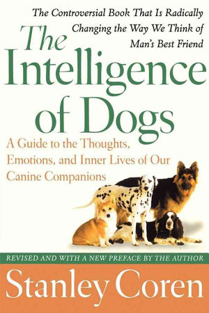 The Intelligence of Dogs PDF