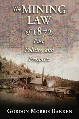 The Mining Law of 1872 PDF