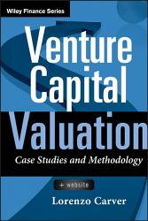 Venture Capital Valuation, + Website