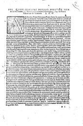 Quaesitum et praecognitiones libri Praedicamentorum: Porphirii quae cum opinionibus omnium nostri temporis philosophorum. Angelo Thyo Morcianensi Ydruntino auctore. 1547