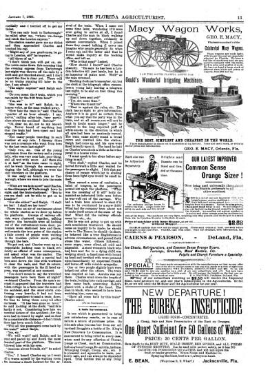 The Florida Agriculturist PDF