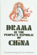 Drama in the People's Republic of China