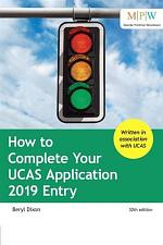 How to Complete Your UCAS Application 2019 Entry