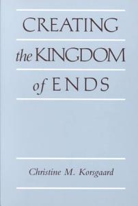 Creating the Kingdom of Ends Book