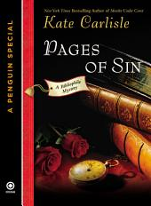 Pages of Sin: A Bibliophile Mystery (A Penguin Special from New American Library)