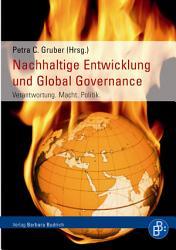 Nachhaltige Entwicklung und Global Governance PDF
