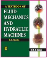 A Text Book of Fluid Mechanics and Hydraulic Machines PDF