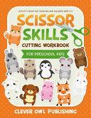 Scissor Skills Cutting Workbook for Preschool Kids