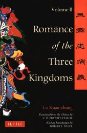 Romance of the Three Kingdoms: Volume 2