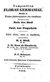 Compendium florae Germaniae: Index generum, specierum et synonymorum, Volume 3