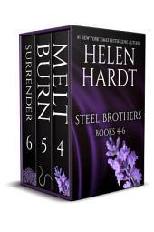 Steel Brothers Saga: Books 4-6