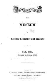 The Museum of Foreign Literature, Science and Art: Volume 16