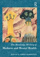 The Routledge History of Madness and Mental Health PDF