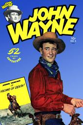 John Wayne Adventure Comics, Number 5, Volcano of Death