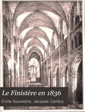 Le Finistère en 1836