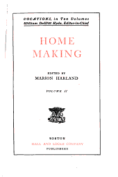 Home Making: Volume 2
