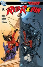Red Robin (2009-) #2