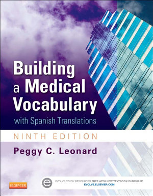 Building a Medical Vocabulary   E Book PDF