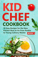 Kid Chef Cookbook PDF