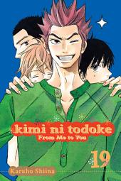 Kimi ni Todoke: From Me to You: Volume 19