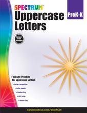 Uppercase Letters, Grades PK - K