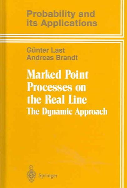 Marked Point Processes On The Real Line