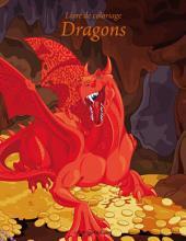 Livre de coloriage Dragons 1 & 2