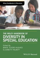 The Wiley Handbook of Diversity in Special Education PDF