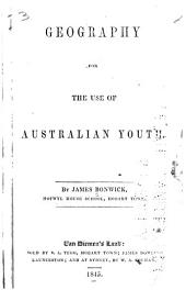 Geography for the Use of Australian Youth