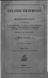 Alexander von Humboldt: Band 1
