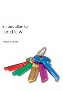 Introduction to Land Law