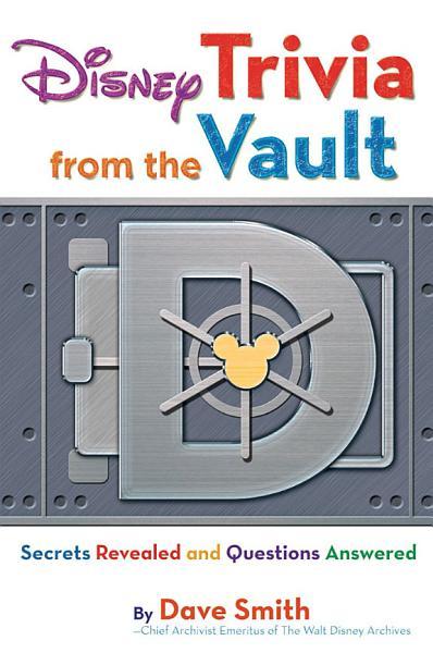 Disney Trivia From The Vault