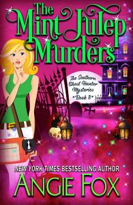 The Mint Julep Murders Book
