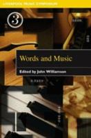 Words and Music PDF