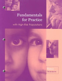 Fundamentals for Practice with High risk Populations Book