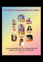The Great Philosophers of India