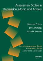 Assessment Scales in Depression and Anxiety   CORPORATE PDF