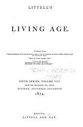 Littell's Living Age: Volume 123