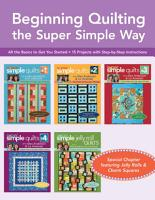 Beginning Quilting the Super Simple Way PDF