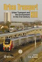 Urban Transport XIII PDF
