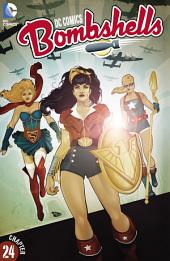 DC Comics: Bombshells (2015-) #24