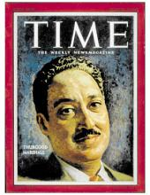 TIME Magazine Biography--Thurgood Marshall