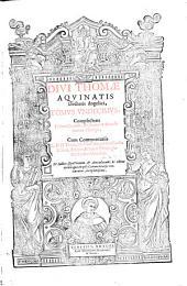 Opera omnia,. .. ad exemplar Romanae impressionis restituta: Volume 11