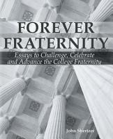 Forever Fraternity PDF
