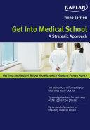 Get Into Medical School PDF
