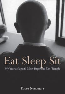Eat Sleep Sit Book