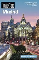 Time Out Madrid 8th edition PDF