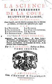 La Science des Personnes de la Cour, de l'Epe'e et de la Robe: 2